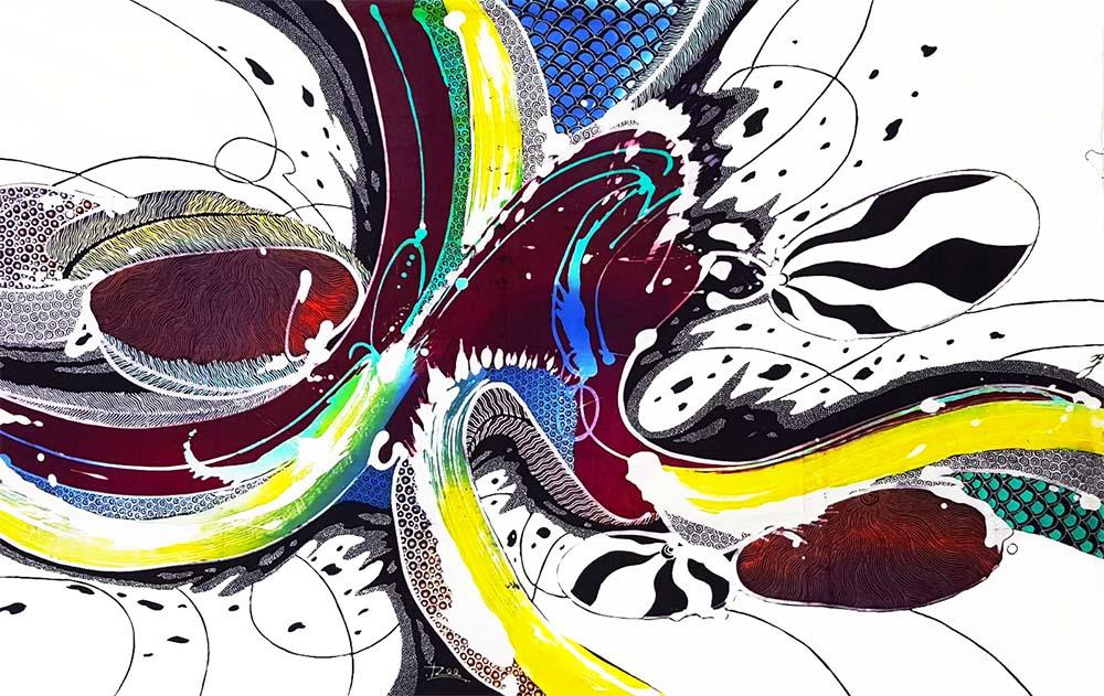 Batik Art - Ika Batik